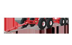 Horst Wagons - Running Gear Overview