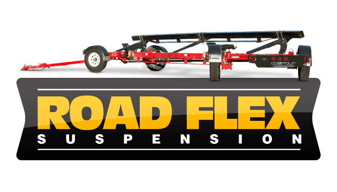 Road Flex Suspension for Wagons
